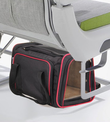Review of Pet Peppy XMS1457 Airline Approved Expandable Pet Carrier