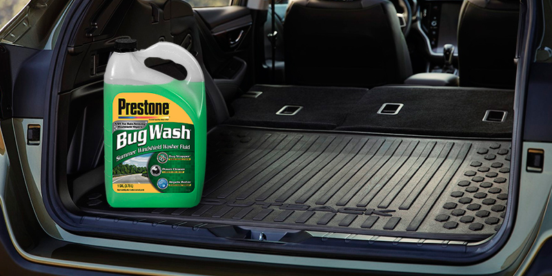Review of Prestone AS657 Bug Wash Windshield Washer Fluid