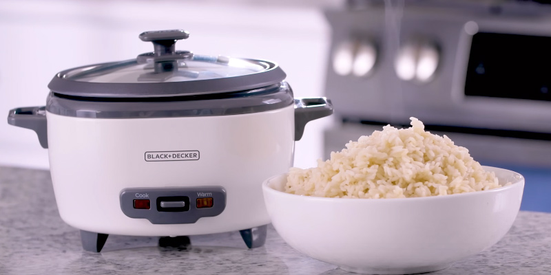 Review of BLACK + DECKER RC506 Rice Cooker and Food Steamer
