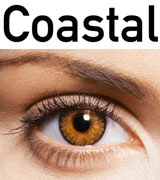 Coastal Colored Contact Lenses