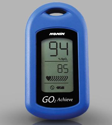 Review of Nonin Medical GO2 Achieve Personal Pulse Oximeter