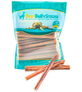 Best Bully Sticks FBA_002-0001-0662 Supreme Bully Sticks Natural Dog Treats