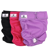 Pet Parents Washable Dog Diapers