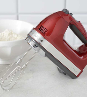 Review of KitchenAid KHM926CA 9-Speed Digital Hand Mixer