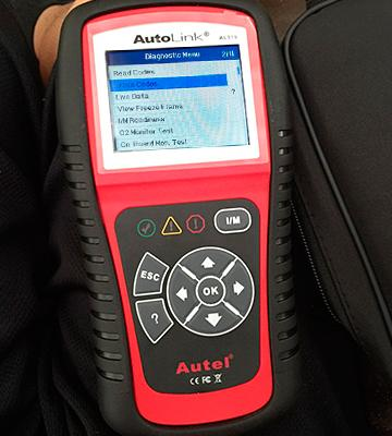 Review of Autel AL519 AutoLink Enhanced OBDII/EOBD Scanner