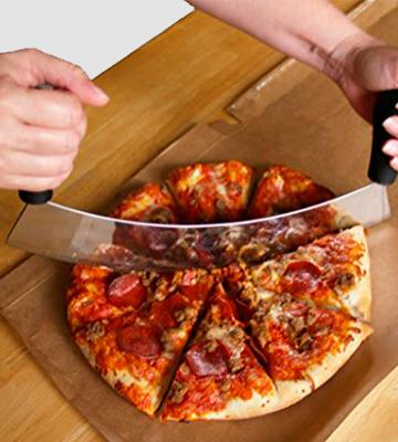 Review of BruArcher Premier Pizza Cutter