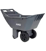 Ames Easy 2463875 Roller Poly Yard Cart