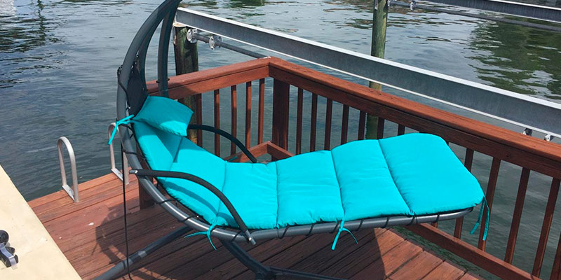 Review of Best Choice Products Hammock Swing Chair