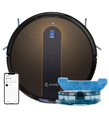 Coredy R750 Robot Vacuum Cleaner, Mopping System