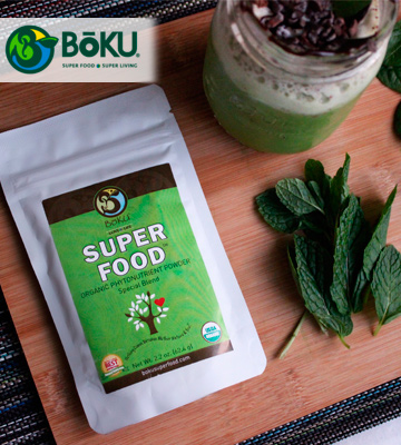 Review of BoKU Healthy Food Service