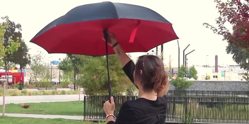 Review of WASING Double Layer Inverted Umbrella for Rain