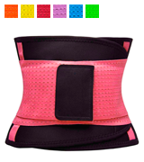 VENUZOR Slimming Body Waist Trainer Belt