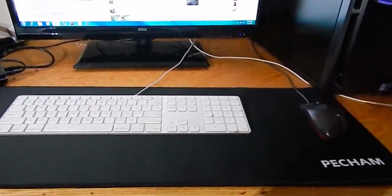 Review of PECHAM PECHAM MPad-XXL Extended Gaming Mouse Pad