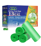 OKKEAI Biodegradable Trash Bags