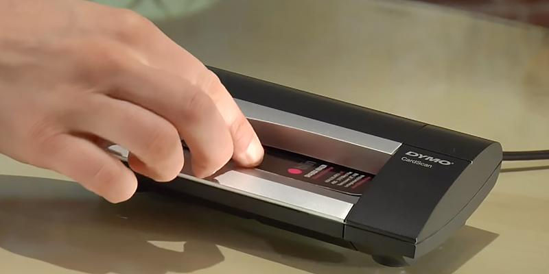 Review of Dymo 1760686 Business Card Scanner