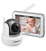 Samsung SEW-3043W BrightVIEW Baby Video Monitoring System