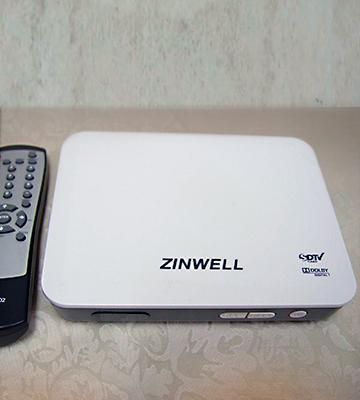 Review of Zinwell ZAT-970A Digital to Analog TV Converter Box