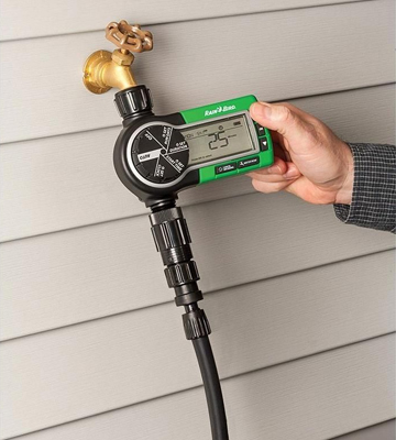 Review of Rain Bird 32ETI Easy to Install In-Ground Automatic Sprinkler System