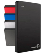 Seagate Backup Plus Slim External Hard Disk