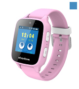 ABARDEEN B108-Pink Smart Watch Bracelet with Camera for Kids
