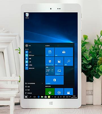 Review of CHUWI Hi8 Tablet Dual Operating System Win10/Android4.4