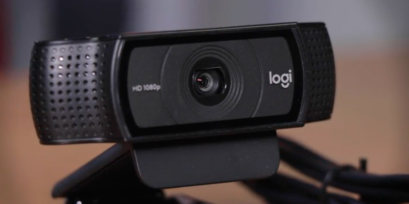 Review of Logitech C920 HD Pro Webcam with Microphone
