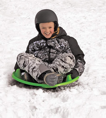 Review of Airhead Classic 1-2 Person Snow Sled