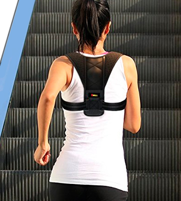 Review of 4well Comfort Shoulder Corrector Posture Corrector For Women
