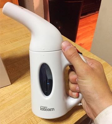 Review of iSteam AC23 Handheld Garment Steamers