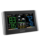 La Cross Technology C85845 Color Wireless Forecast Station