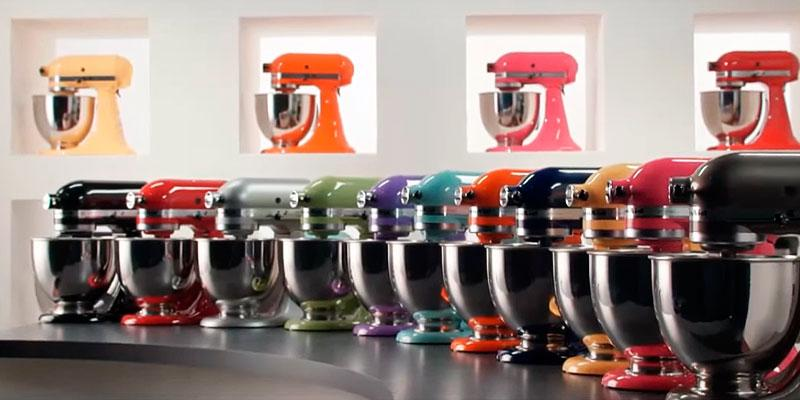 Review of KitchenAid KSM150PS Artisan Stand Mixer, Not For USA