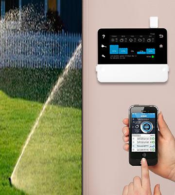 Review of RainMachine Touch HD-12 Smart WiFi 2nd Gen  Irrigation Controller