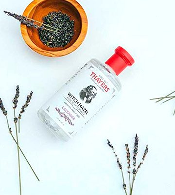 Review of Thayers Witch Hazel Alcohol-Free Lavender Toner
