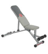 Nautilus Universal 5 Position Weight Bench