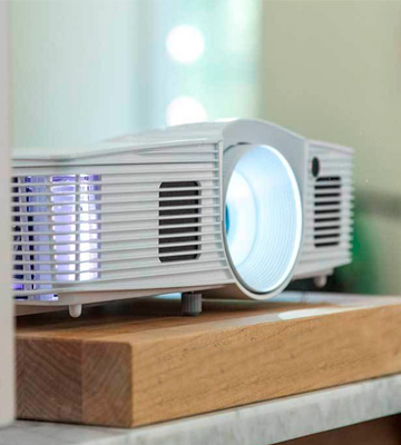 Review of Optoma GT1080Darbee 3D DLP Short Throw Gaming Projector