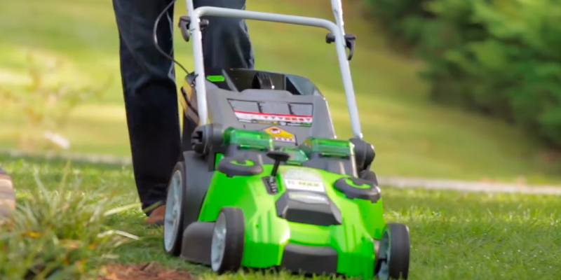 Review of GreenWorks 25302 20-Inch 40V Twin Force Cordless Lawn Mower