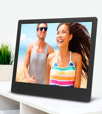 Review of Micca M803A Digital Photo Frame with Ultra Slim Design