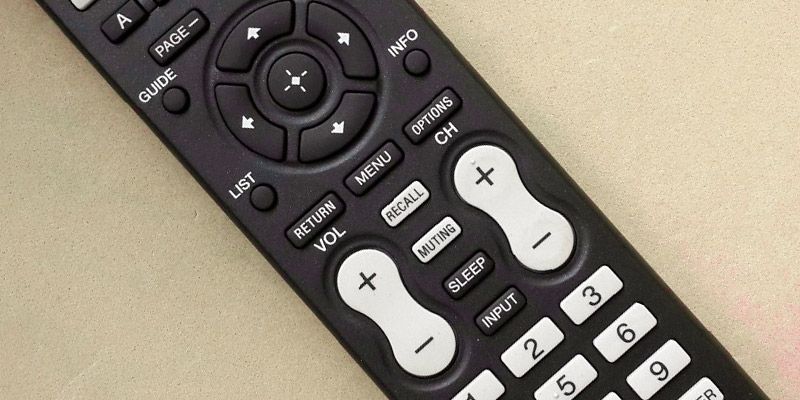 Sony RM-VLZ620 Universal Remote Control in the use