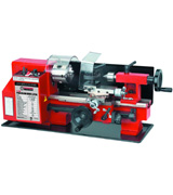 Central Machinery Precision Mini Lathe 7x10 inch