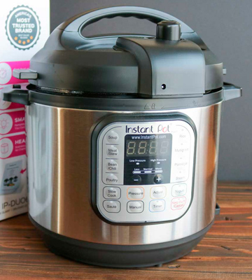 Review of Instant Pot IP-DUO60 7-in-1 Multi-Use Programmable Pressure Cooker