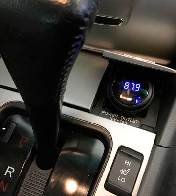 Review of iClever Wireless Bluetooth FM Transmitter