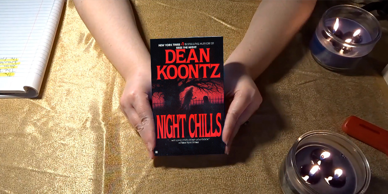 Review of Dean Koontz Night Chills Paperback