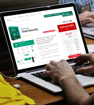 Review of Kaspersky Total Security