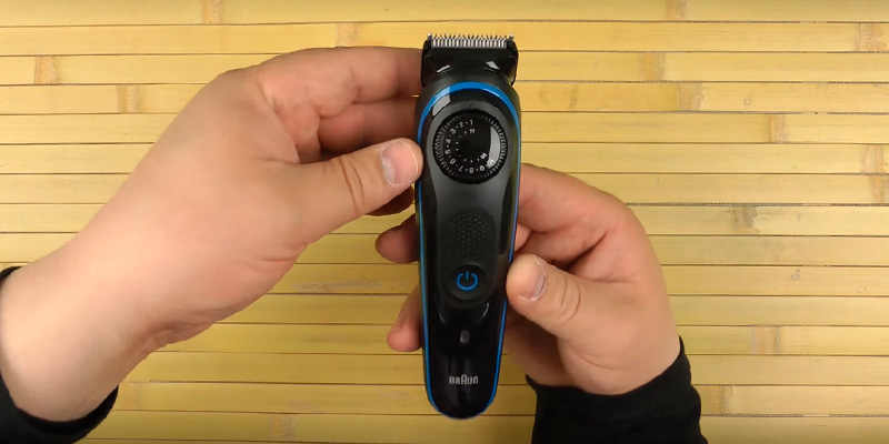 Review of Braun BT3040 Hair / Beard Trimmer