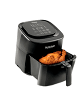 NuWave 6-quart Brio Healthy Air Fryer with One-Touch Digital Controls