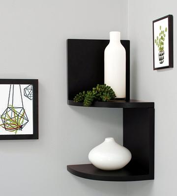 Review of Nexxt FN00374-4 Stylish Corner Shelf