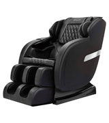 Real Relax Massage Chair Recliner with Rocking Function,Robotic S Track