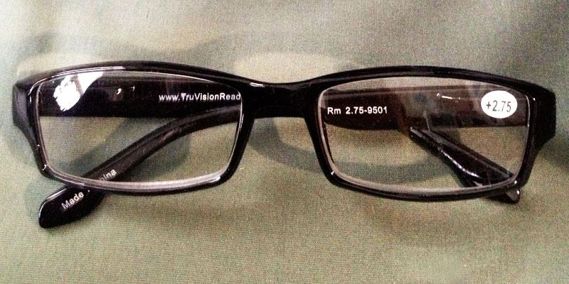 Review of TruVision 4 Pack Reading Glasses