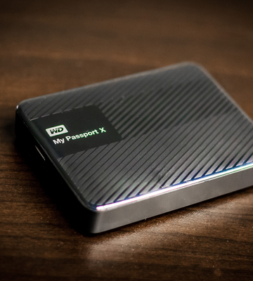 Review of WD My Passport X for Xbox One Portable External Hard Drive