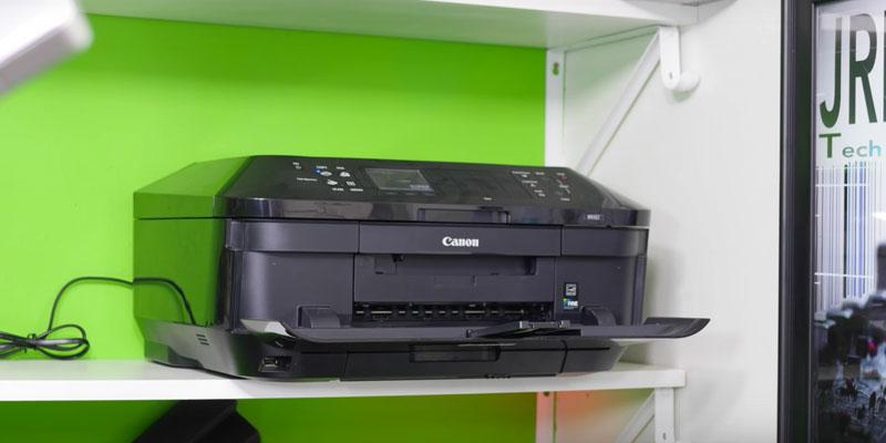 Canon PIXMA MX922 Wireless Office All-In-One in the use